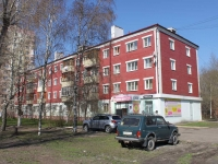 Ramenskoye, Fabrichnaya st, house 21. Apartment house