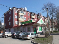 neighbour house: st. Fabrichnaya, house 38. Apartment house
