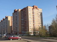 neighbour house: st. Dergayevskaya, house 26. Apartment house