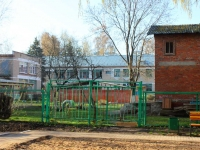 "neighbour house: Ln. Perovsky, house 4А. nursery school №60, ""Родничок"""