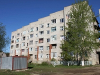 neighbour house: st. Stroitelnaya, house 10А. Apartment house