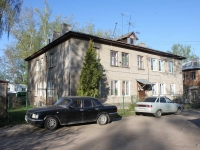 neighbour house: st. Stroitelnaya, house 13. Apartment house