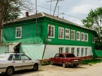 Руза, Интернациональный переулок, дом 2. многоквартирный дом