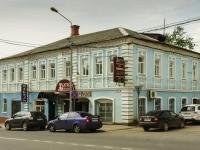 площадь Партизан, дом 6. многофункциональное здание