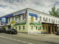 улица Солнцева, дом 2. офисное здание