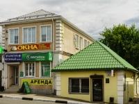 улица Солнцева, дом 4. многофункциональное здание