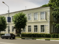 улица Солнцева, дом 5. офисное здание