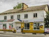 улица Солнцева, дом 8. многофункциональное здание