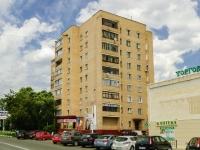 Руза, улица Солнцева, дом 22. многоквартирный дом