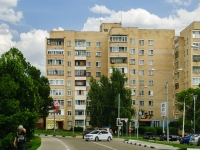 Руза, улица Солнцева, дом 24. многоквартирный дом