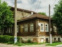 Ruza, st Ulyanovskaya, house 9. Apartment house