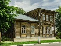 Ruza, st Ulyanovskaya, house 13. creative development center