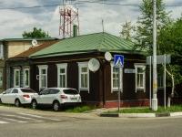Ruza, st Ulyanovskaya, house 15. Private house