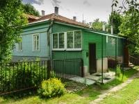 Ruza, st Ulyanovskaya, house 22. Private house
