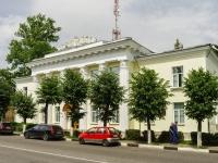 Ruza, st Ulyanovskaya, house 23. music school