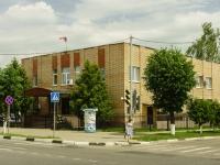Ruza, st Ulyanovskaya, house 25. court