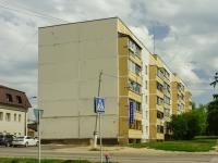 Ruza, st Ulyanovskaya, house 57. Apartment house