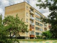 Ruza, st Ulyanovskaya, house 61. Apartment house