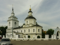улица Социалистическая, дом 2А. церковь Покрова Пресвятой Богородицы