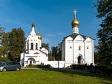 Religious building of Sergiyev Posad
