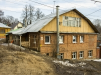 Sergiyev Posad, st Pionerskaya, house 23. Apartment house