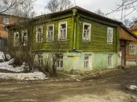 Sergiyev Posad, st Pionerskaya, house 25. Apartment house