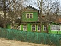 Sergiyev Posad, st Pionerskaya, house 27. Apartment house