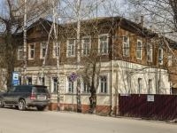 Sergiyev Posad, st Pionerskaya, house 11. Apartment house