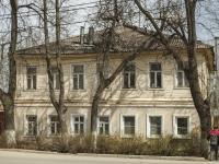 Sergiyev Posad, st Pionerskaya, house 15. Apartment house