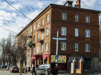 Sergiyev Posad, st Pionerskaya, house 16. Apartment house