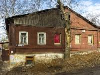 Sergiyev Posad, st Pionerskaya, house 24. Apartment house