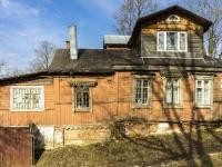 Sergiyev Posad, st Pionerskaya, house 26. Apartment house