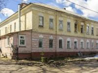 Sergiyev Posad, st Kooperativnaya, house 35. Apartment house