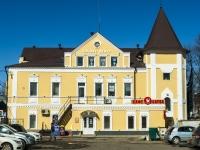 Sergiyev Posad, st Kooperativnaya, house 22. multi-purpose building