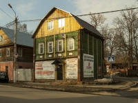 Sergiyev Posad, st Vifanskaya, house 9. Apartment house