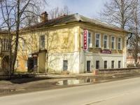Sergiyev Posad, st Vifanskaya, house 22. Apartment house