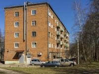 Sergiyev Posad, st Kulikov, house 21А. Apartment house
