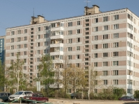 Sergiyev Posad, Novouglichskoe road, house 21. Apartment house