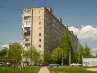 Sergiyev Posad, road Novouglichskoe, house 36. Apartment house