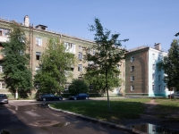 Stupino, Andropov st, house 30. Apartment house