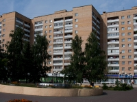 Stupino, Andropov st, house 63. Apartment house