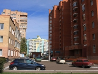 Stupino, Kalinin st, house 17. Apartment house