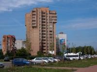 Stupino, Kalinin st, house 27. Apartment house