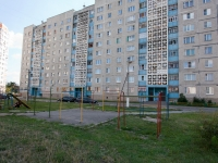 Stupino, Kalinin st, house 34. Apartment house