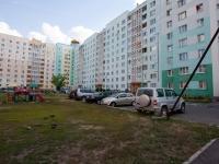 Stupino, Kalinin st, house 38 к.1. Apartment house