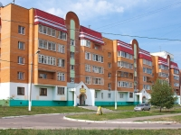 Stupino, Kalinin st, house 40. Apartment house