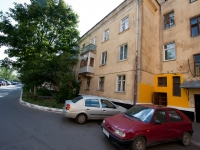 Stupino, Gorky st, house 37. Apartment house