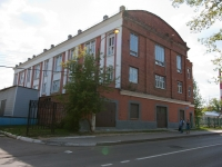 Stupino, Gorky st, house 41. technical school