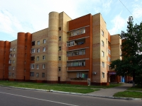 Stupino, Gorky st, house 53. Apartment house