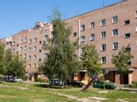 Ступино, улица Пушкина, дом 17. многоквартирный дом